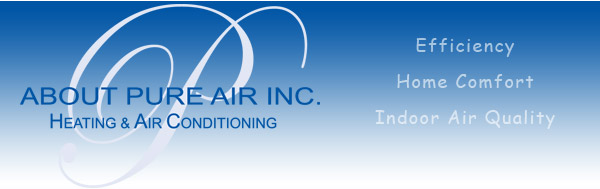 About Pure Air Heating & Air Conditioning
